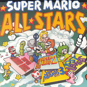 super mario all star