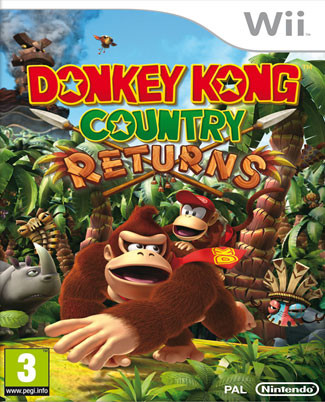 DK Returns Country wii