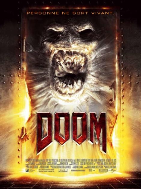 affiche Doom (film)