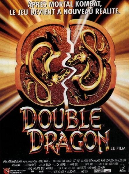 affiche Double Dragon (film)