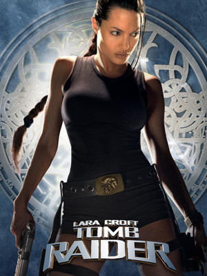 affiche Tomb Raider (film)